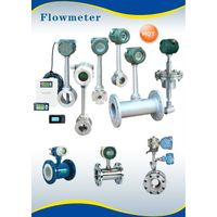 LCD smart liquid flow meter used in all kinds of industry