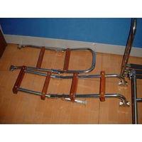 Folding Boarding Stainless Steel Ladders