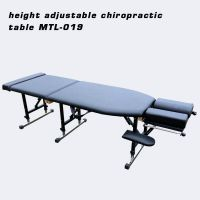 new chiropractic table and massage table