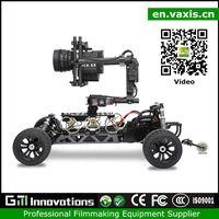Vaxis 4 Wheels Camera Video Car Camera Dolly Radio Transmitter Remote Control Car thumbnail image