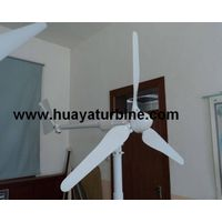 Rooftop Small wind turbine 500w wind generator
