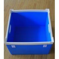 3mm/4mm/5mm blue pp corrugated sheet boxes thumbnail image