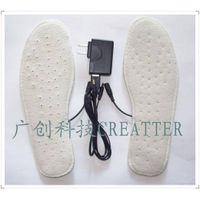 USB warm health care insole/thermal insole/foot care insole