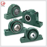 UCP 211 pillow block bearing p211 mounted bearing units & inserts spherical roller mounted bearings