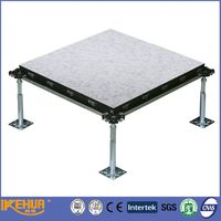 calcium sulphate raised floor with PVC or HPL