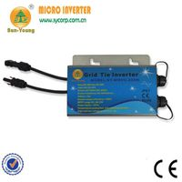 IP67 waterproof designed communicatin surpport grid tie micro inverter 200w-300w, for 72cells panel