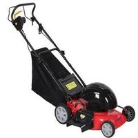 Electric 18inch Lawn Mower / Steel Deck