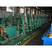 High frequency welded-pipe mill