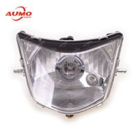 Bashan 150cc motorcycle body parts Head Lamp Assembly Headlight for BS150GY-E model thumbnail image