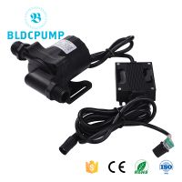 BLDC PUMP for hot Water, 1560LPH 15M, Submersible, for Solar Water Heater, Solar Swimming Pool thumbnail image
