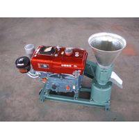 Sell 8hp diesel pellet mill thumbnail image