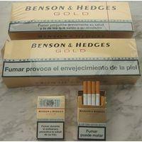 B&H cigarette thumbnail image