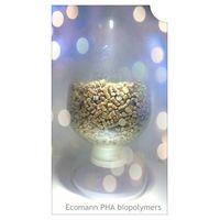 bottle grade PHA biodegradable plastic resin