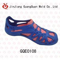 Two color EVA slipper mould GQE0108 thumbnail image