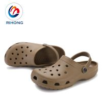 hot selling adult eva clog shoes for garden clog shoes