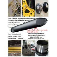 hydraulic breaker parts hb2000 hb2200 hb3000 hb3600 br4099 br3288 kb2000 xl2600 gh10 gh12 gh15 gh18