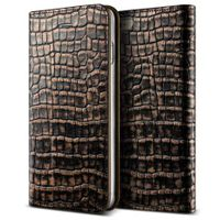 Genuine Croco Diary (Genuine Cowhide) - iPhone 6/6s, iPhoene 6 plus/6s plus, Galaxy Note 5 - mobile