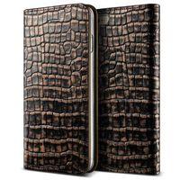 Genuine Croco Diary (Genuine Cowhide) - iPhone 6/6s, iPhoene 6 plus/6s plus, Galaxy Note 5 - mobile