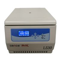 L530 Tabletop Low Speed Centrifuge