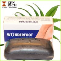 Black Antifungal and Antiseptic Soap for Foot