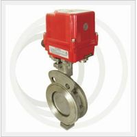 Electric High Performance Butterfly Valve (Stainless) thumbnail image
