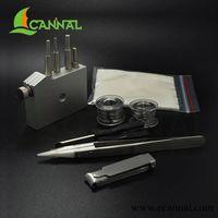 Ecannal RDA RBA ecig drippers coil jig DIY tool kit