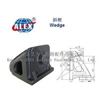 Casting Wedge locomotive parts for Kazakhstan