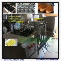 Corn Shape Korean Stuffing Cake Machine