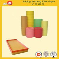 air oil fuel filter paper for auto/truck /car  filters