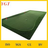 Mini Golf Course Portable Practice Putting Green