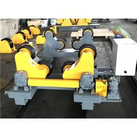 Vessel Welding Rotator Self Aligned Roller Bed Stand thumbnail image