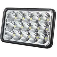 45W 5inch square LED Driving Light