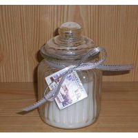 cheap and good quality scented candle in glass jar,