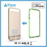 Customized,Printing Private Logo for iPhone 6 Battery Charger Case/Cell Phone Case thumbnail image
