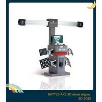 [Battle-Axe]3d wheel alignment garage equipment 3D-708X thumbnail image