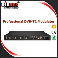 DVB-T2 Modulator -NetMod6420