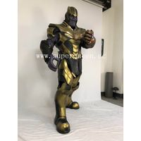 Halloween Cosplay Avengers 4 Thanos Armor cosplay costume for adults