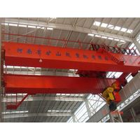 Electric double beam hook overhead crane thumbnail image