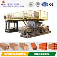Solid Brick Making Machine