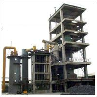 Environmental protection double coal gasifier with top quality thumbnail image