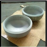 DIN stainless steel pipe cap thumbnail image