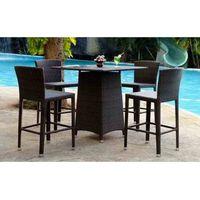 rattan bar furniture,fashion bar table with bar chair