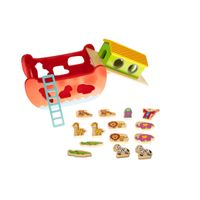 Wooden Noah's Ark Toy for Kids and Children thumbnail image