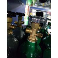 ISO7866 0.3 L - 30 L Alloy6061 Aluminum oxygen medical gas cylinder