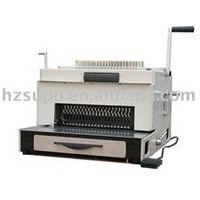 A4 binding machine