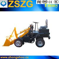 New Arrive Battery Loader Electric Wheel Loader