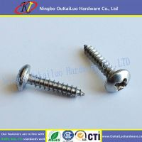 Phillips Drive Mushroom Head Self Tapping Screws