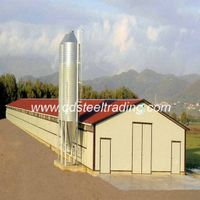 steel structure poultry house thumbnail image