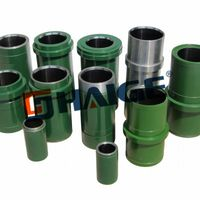 Oilwell A350/A650/A850 Mud Pump Liners, Mud Pump Chrome Liners thumbnail image