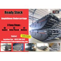 Amphibious Undercarriage / Pontoon Stock